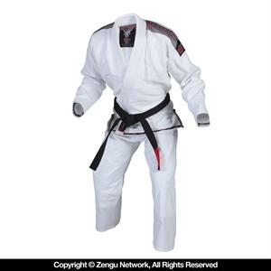 Gameness Air White Gi